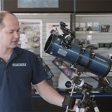 Overview of the StarBlast II 4.5 EQ Reflector Telescope at US Store