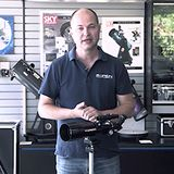 How to Set up the GoScope III 70mm Refractor TravelTelescope
