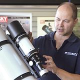 Features Orion CT80 80mm Refractor StarShoot Autoguider Pkg