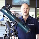 How to Set Up the SpaceProbe II 76mm EQ Reflector Telescope