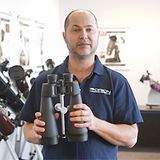 Overview of the GiantView ED 20x80 Astronomy Binoculars