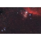 The Horsehead Nebula to M78