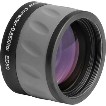 Orion Focal Reducer Corrector for ED80 Refractor Telescope