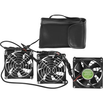 Orion Three-Fan Cooling System for Convex-Back Dobsonians