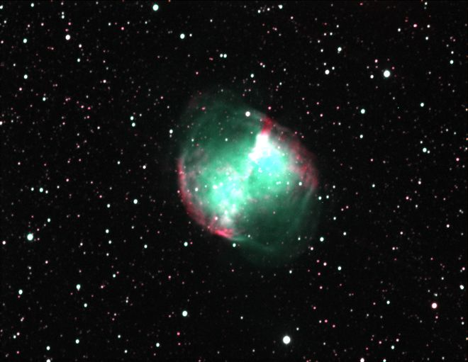 Dumbbell Nebula at US Store
