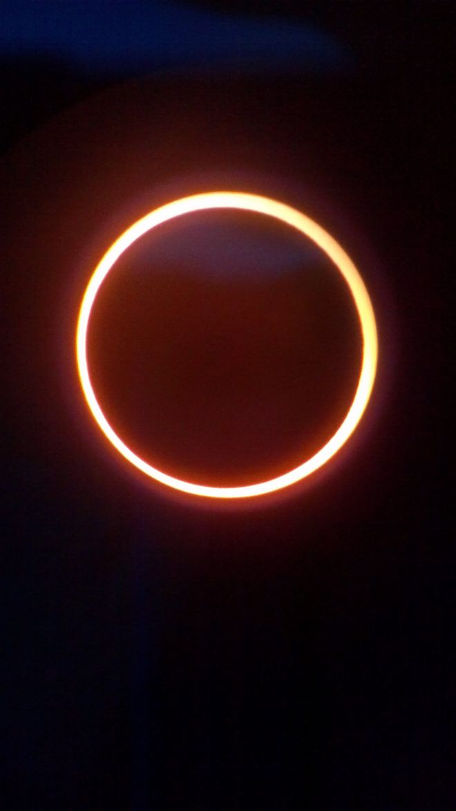 Annular Eclipse (Sun)