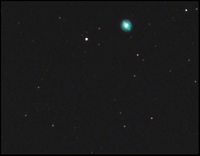 NGC 6826 - Blinking Planetary Nebulae