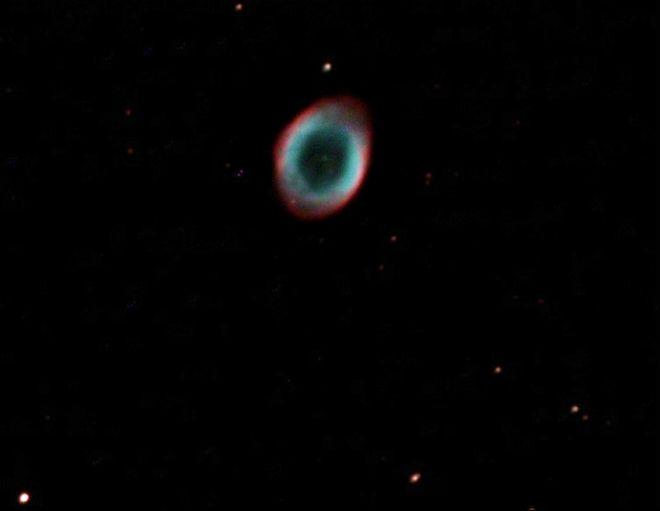 M57 - Ring Nebulae