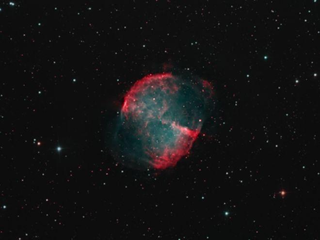 M27 -The  Dumbbell Nebula