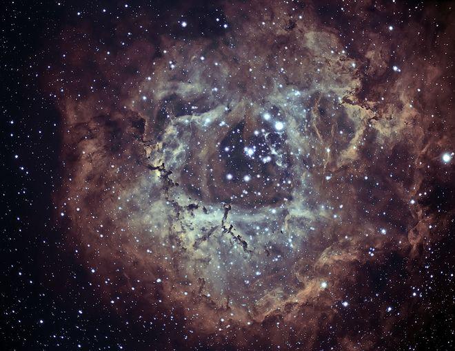 Rosette Nebula 02-10-2013 at Orion Store