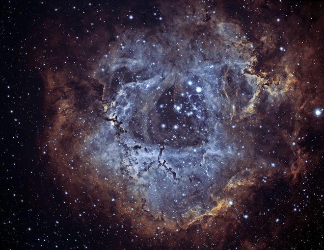 Rosette Nebula 02-14-2013 at Orion Store