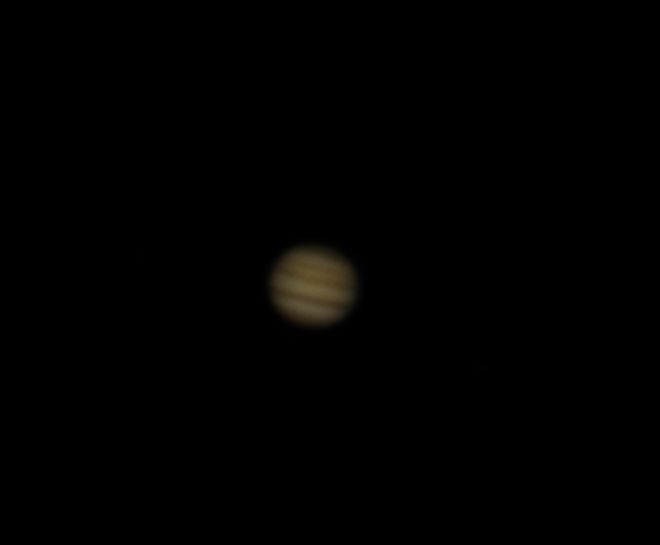 Jupiter 11-20-12 at Orion Store