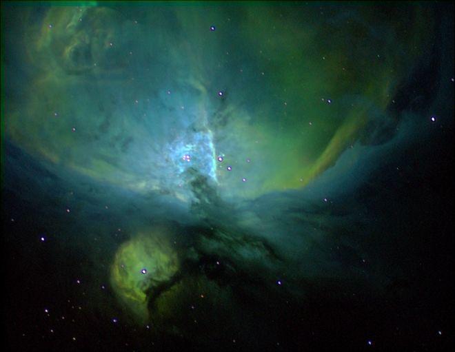 M42 - HSHO Narrowband at Orion Store