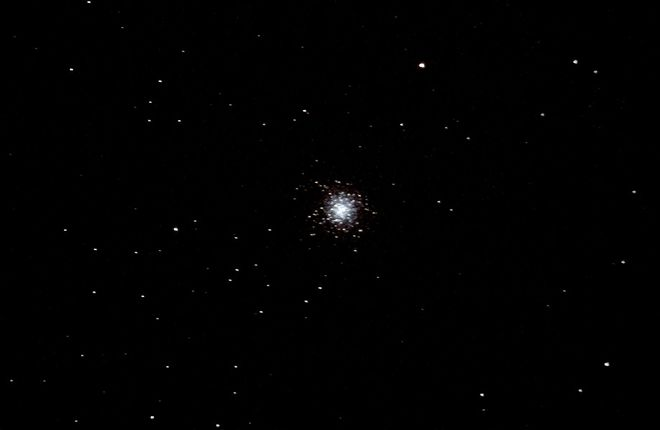 M13 Hercules Cluster 7-4-13 at Orion Store
