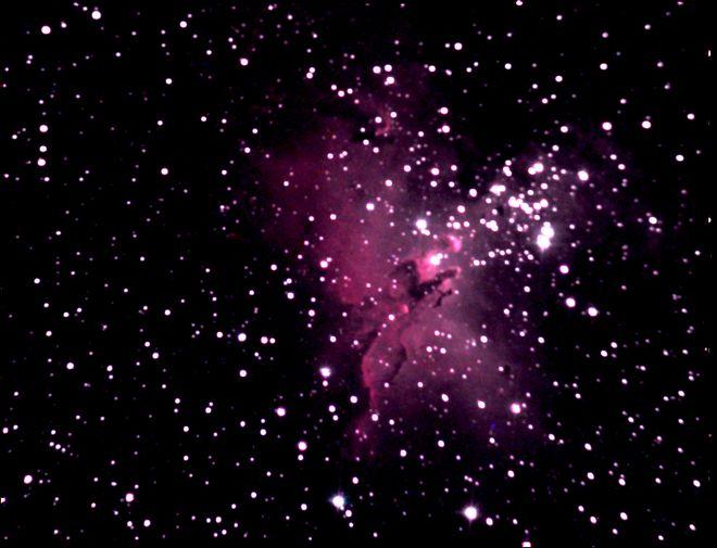 Eagle Nebula 8-29-13