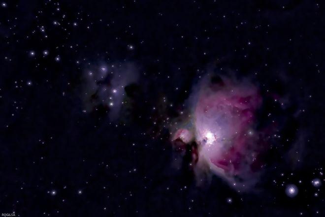 M42-ORION NEBULAE 12-27-12
