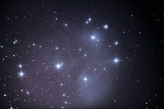 Star Cluster at US Store