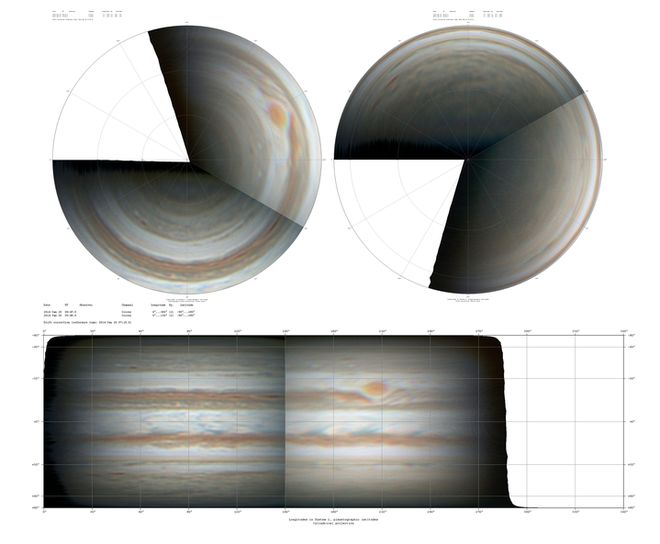 Jupiter Projection at US Store