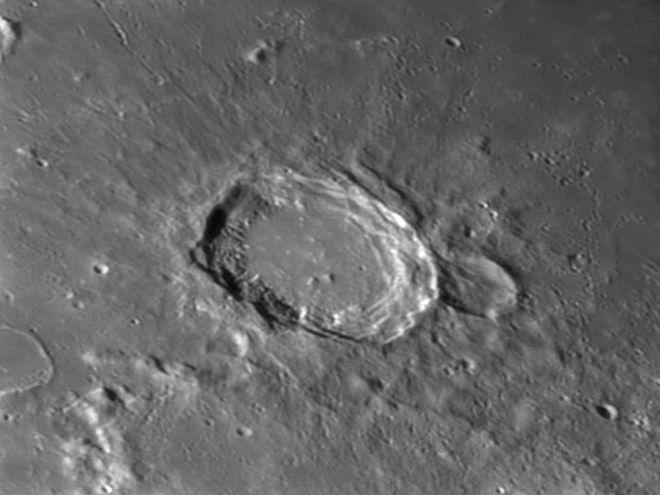 Bulliadus crater at US Store
