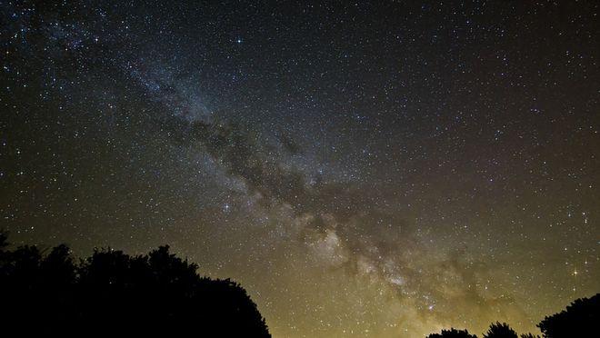 Milky Way at US Store