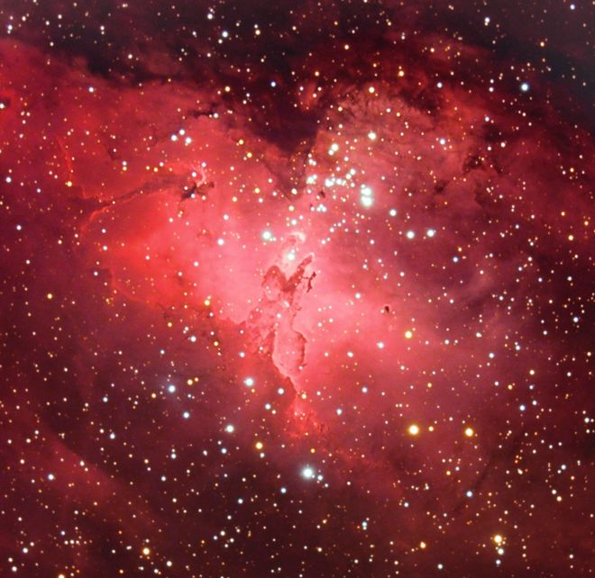 M16 and The Pillars of Creation