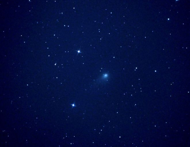 Comet C/2014 S2 PANSTARRS