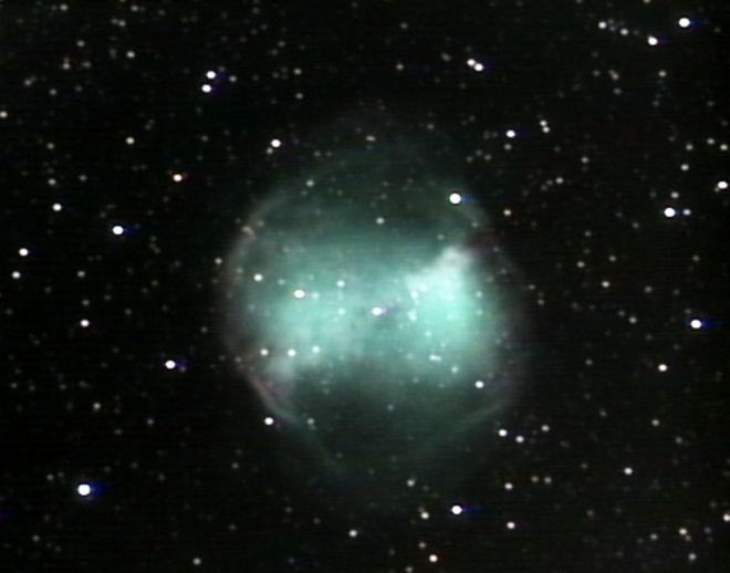 M27 - The Dumbell Nebula