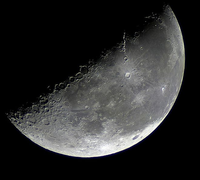 September Moon Mosaic