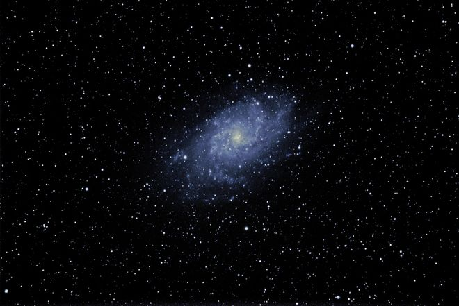 M33 the Pinwheel Galaxy